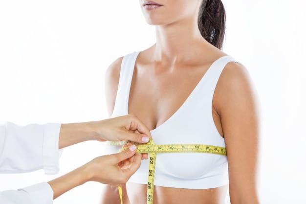 Body Measurements Bust