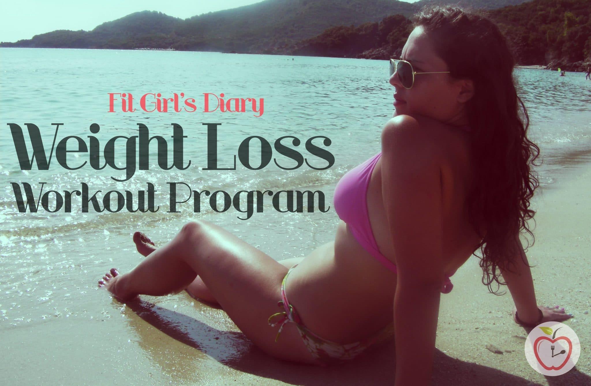 Weight loss workout plan