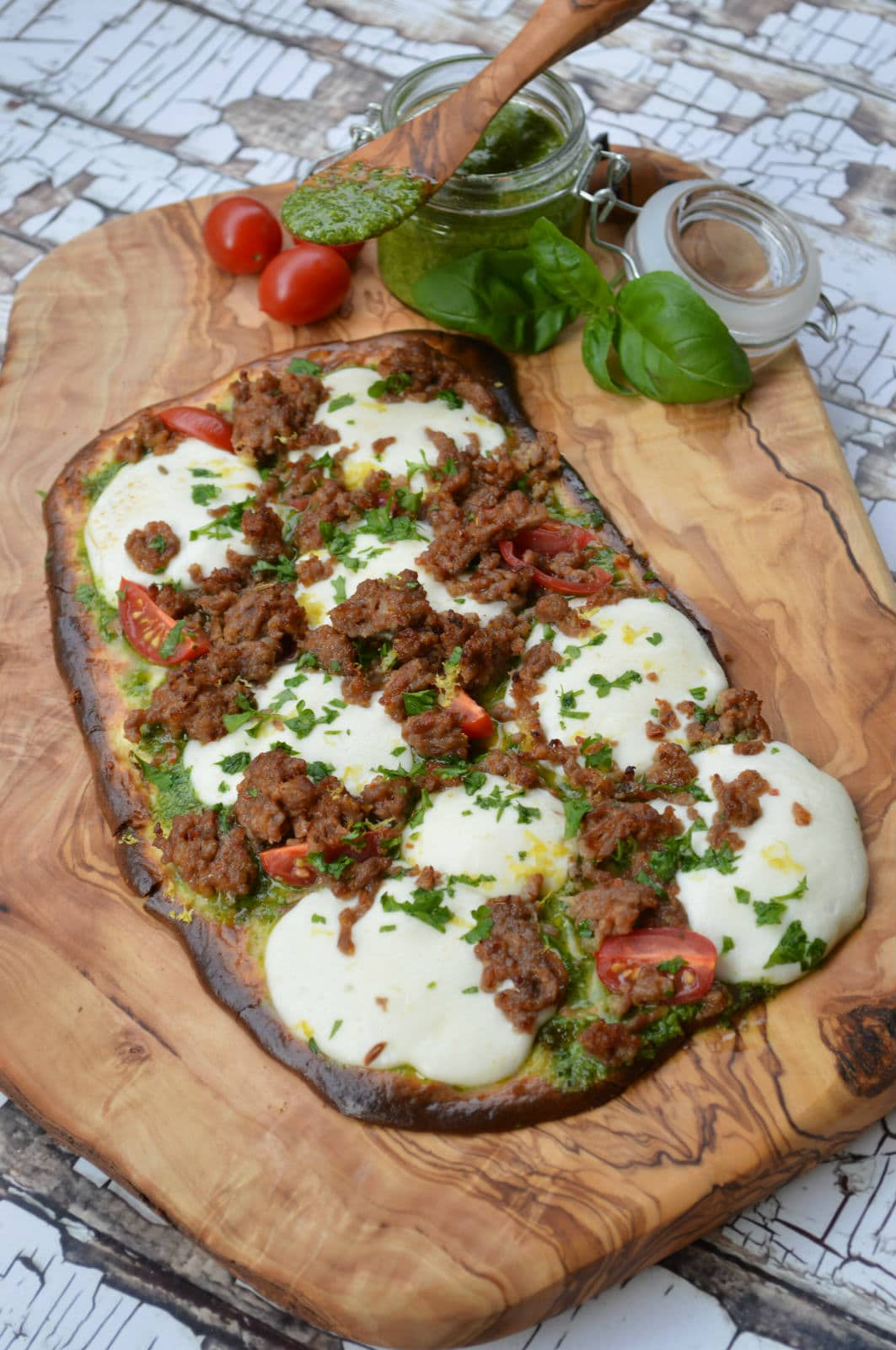 paleo diet recipe pizza