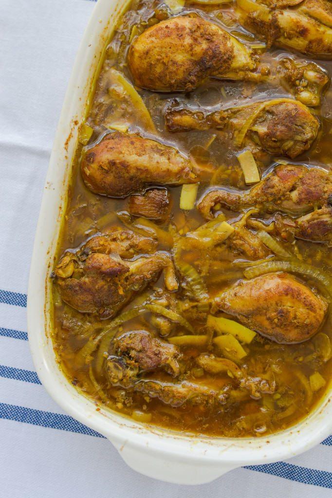Healthy Chicken Leg Recipes