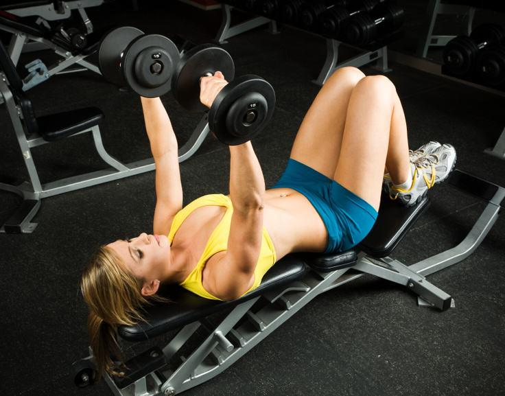 killer chest workout