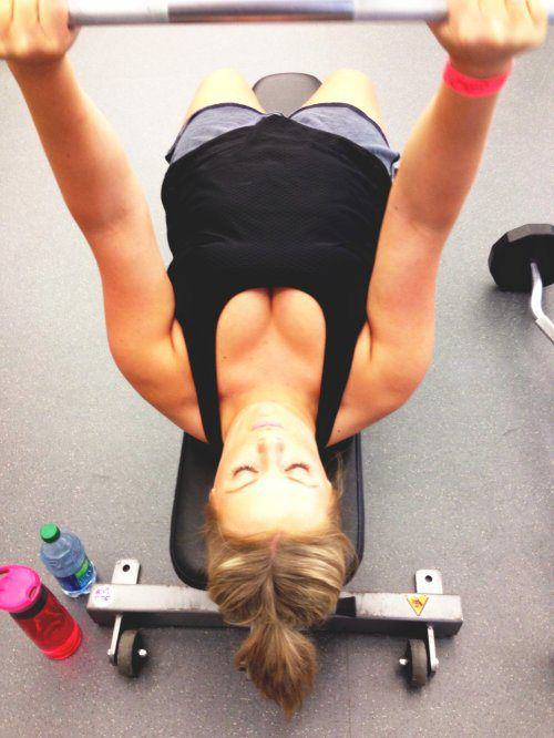 killer chest workout routine