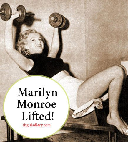 marilyn monroe lifted