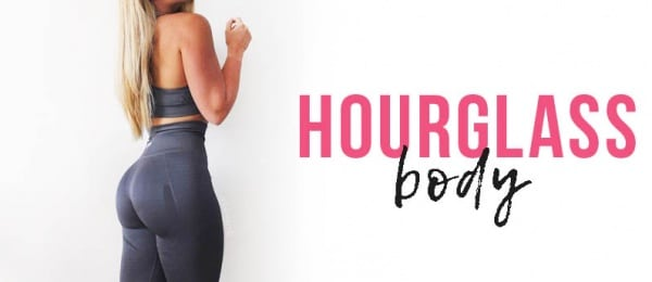 How To Get Hourglass Figure - How To Get An Hourglass Shape - Glass Hour Figure