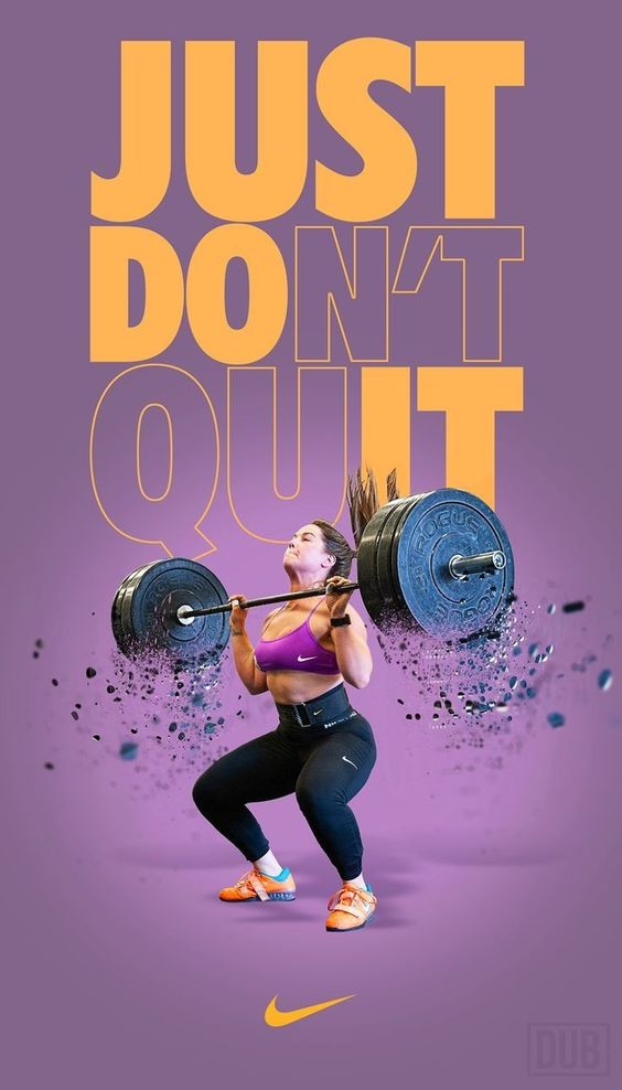 Nike Motivation Posters