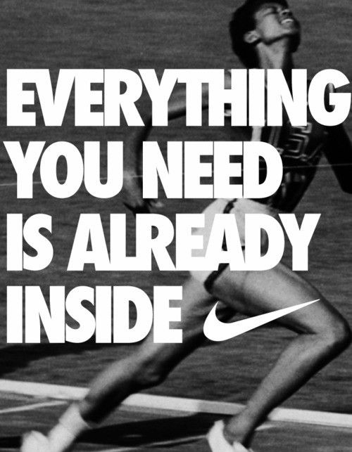 nike motivational posters