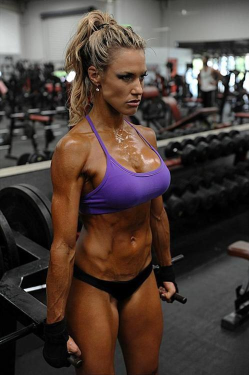 female fitness models pictures