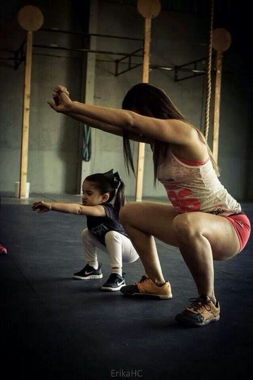 Busy Moms Workout