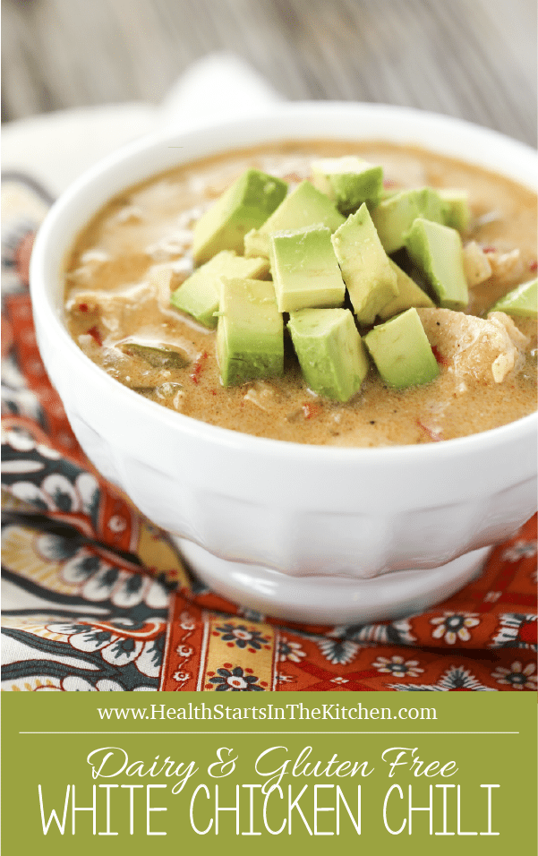 Healthy recipes for chicken chili
