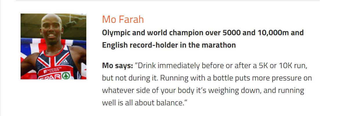 marathon tips first timers