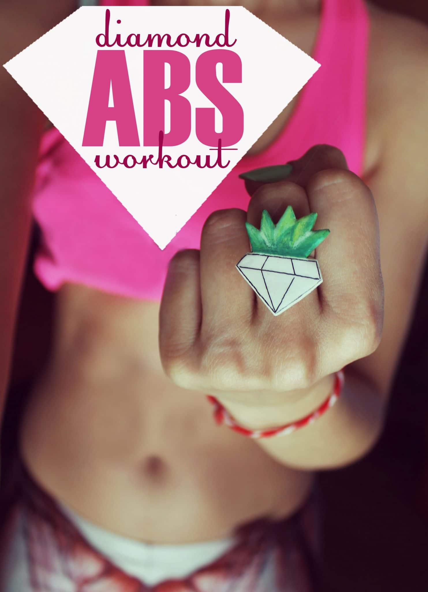 Diamond Abs Workout - The Best Ab Exercises for Women