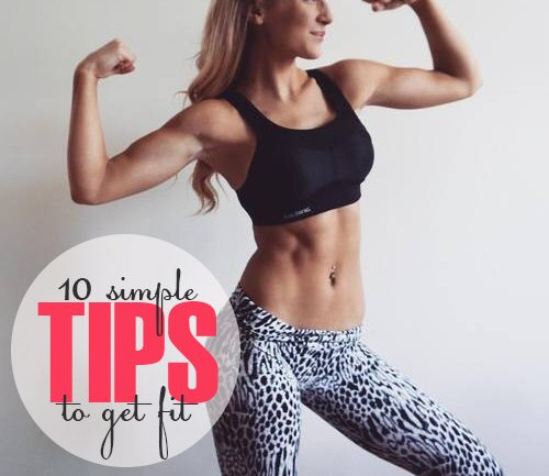simple fitness tips