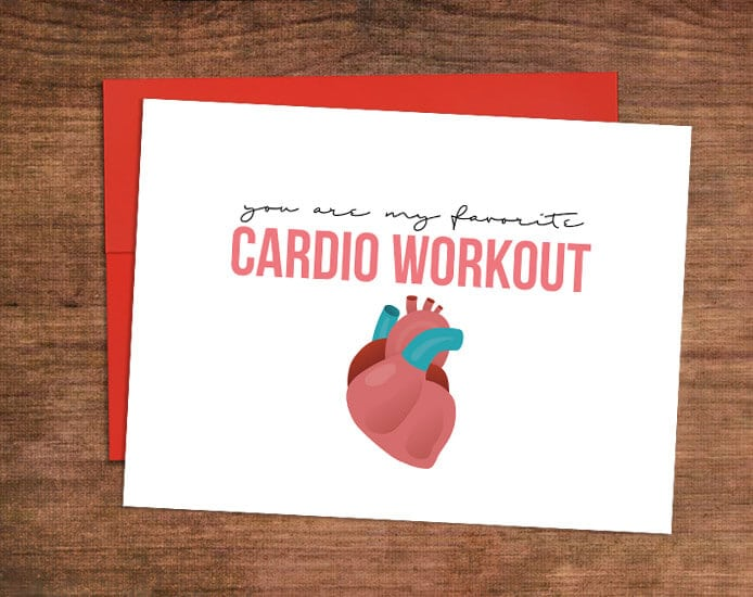 Free Fitness Valentines Day Cards 10 Printable Funny Valentines