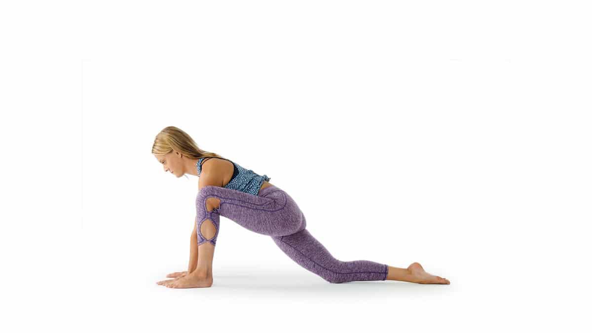 Image result for Lean leg stretch