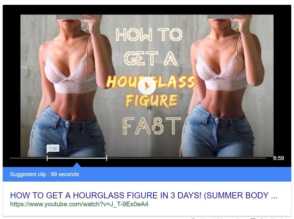 77b704d707 Can You Get Bigger Hips   Small Waist  The Truth About Getting Hourglass  Body Shape