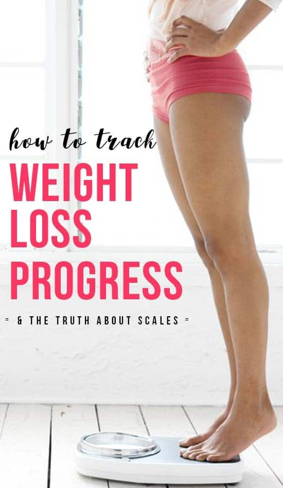 tracking weight loss progress why is it important how to do it