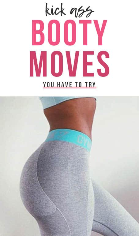 6 Booty Moves You Have To Try - Glute Exercises - Fit Girl's