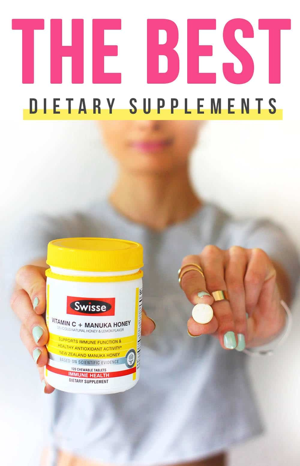 Dietary Supplements You Have To Include In Your Diet Premium