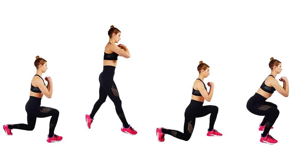 Gorilla Squats - Leg Workout Routine