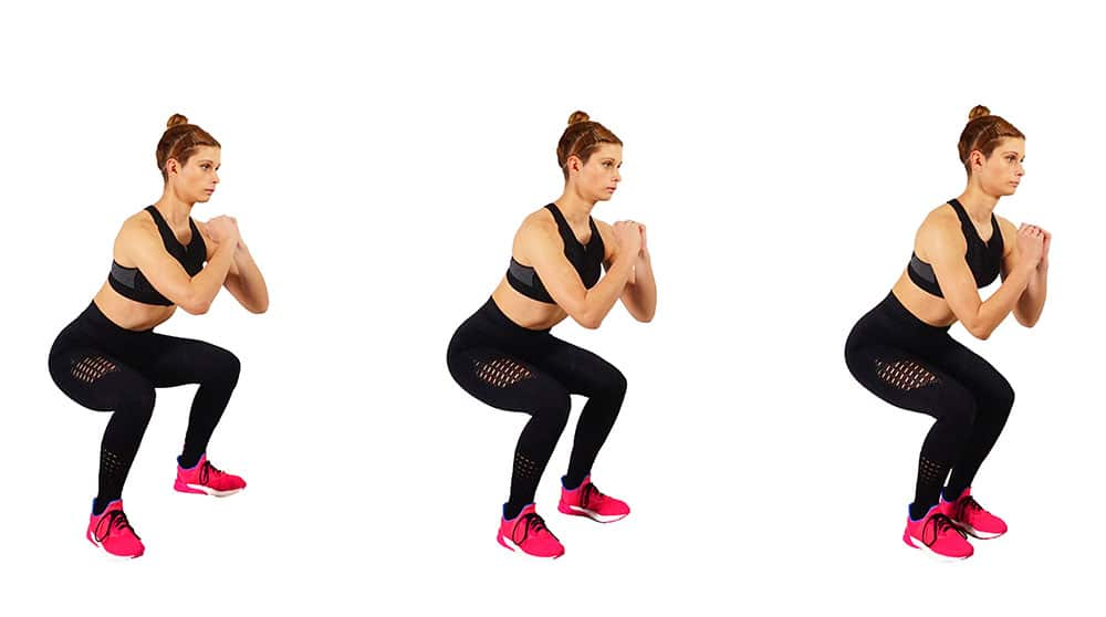 8 Best Quad Exercises - Traveling Squats