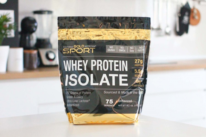 protein brownies recipe - whey