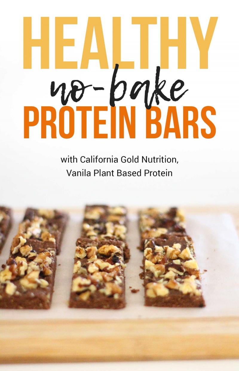 Protein Bar Recipe - Homemade protein bars