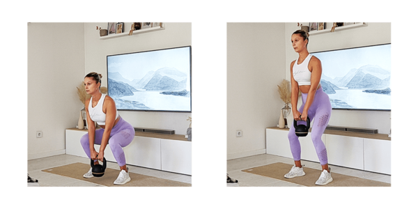 Girl's Guide To Quad exercises