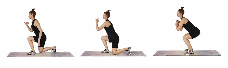 gorilla squats - 30 Minute Home Workout