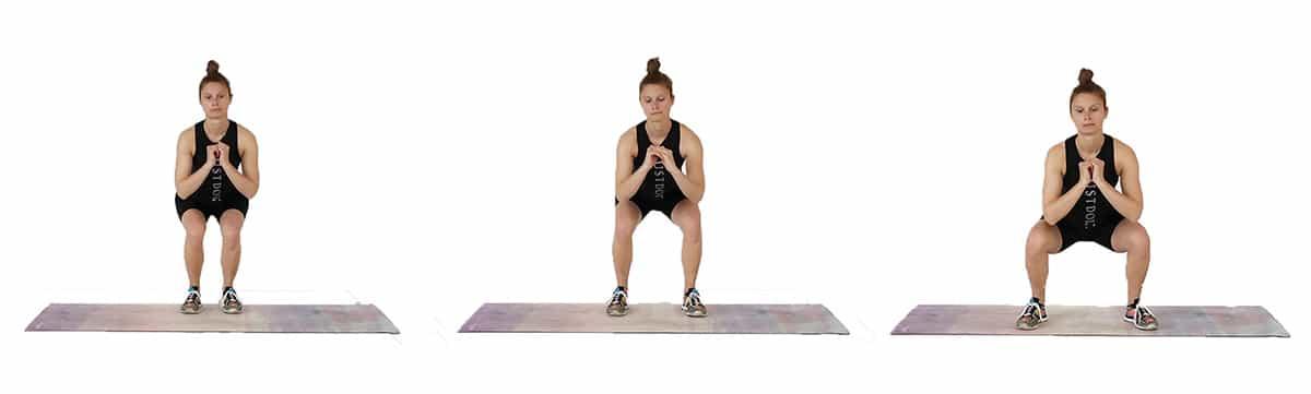 traveling jump squats