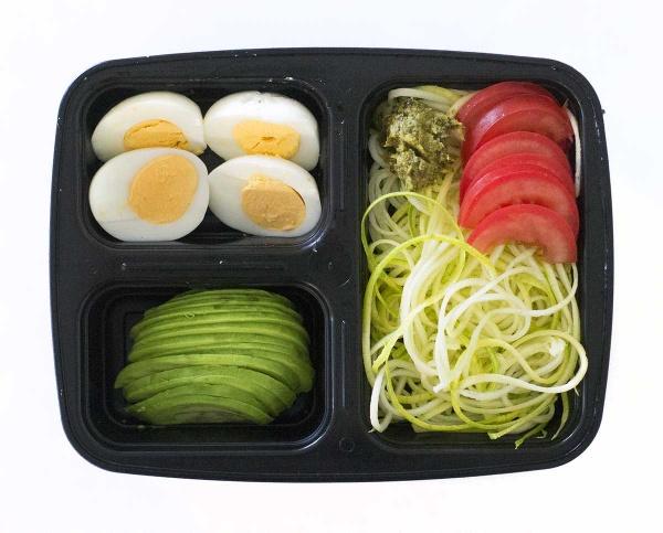 eggs meal prep fit food