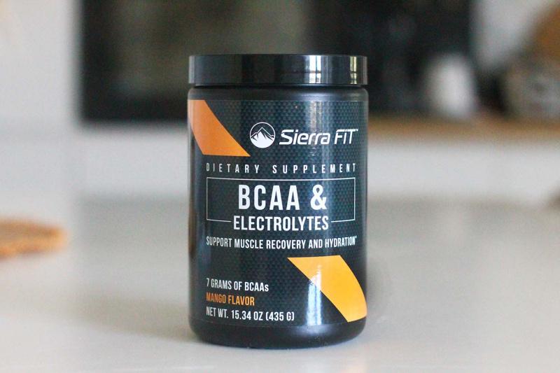 bcaa electrolytes - sierra fit