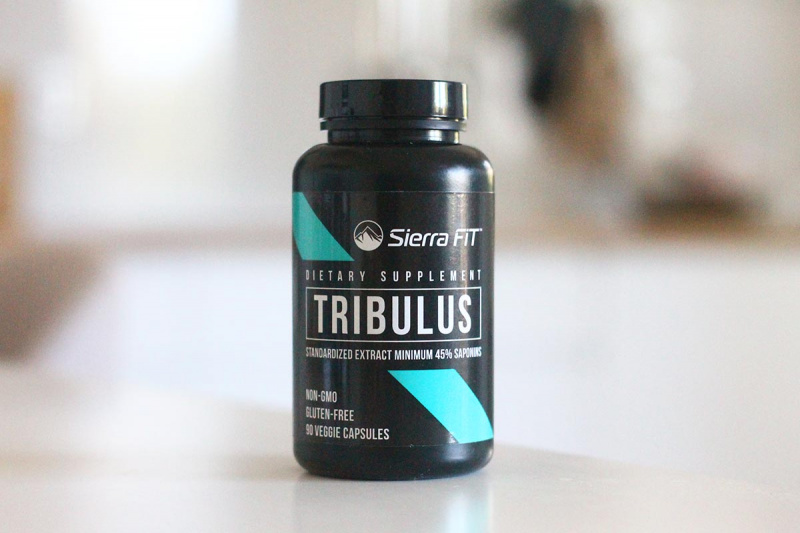 sierra fit tribulus
