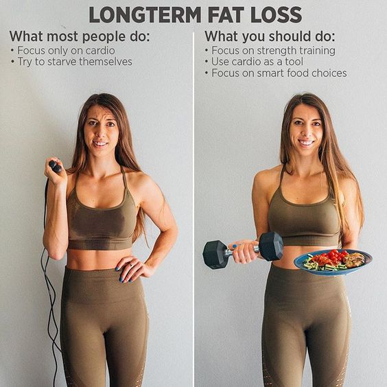 eat more to lose weight - don't eat less